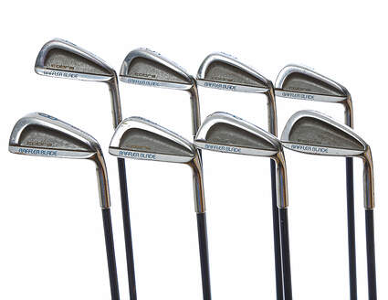 Cobra Baffler Blade Iron Set 4-PW SW Lady Cobra Licon Graphite Ladies Right Handed 36.75 in