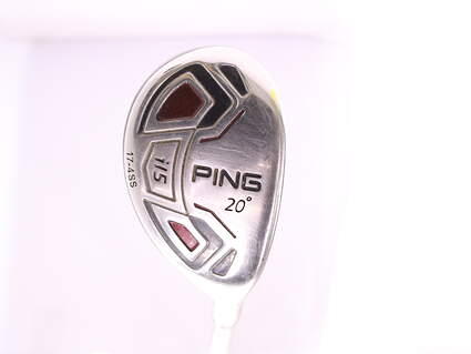 Ping i15 Hybrid 3 Hybrid 20* Ping TFC 700H Graphite Regular Right Handed 40 in