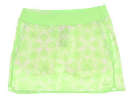 New Womens C&B Annika Atmosphere Print Pull On Skort Size Medium M Zip MSRP $95 LAB00001