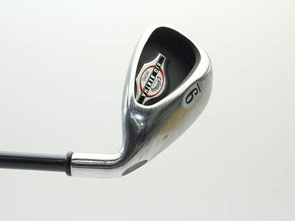 Callaway 2002 Big Bertha Single Iron 9 Iron Callaway RCH 75i Graphite Stiff Right Handed 36 in