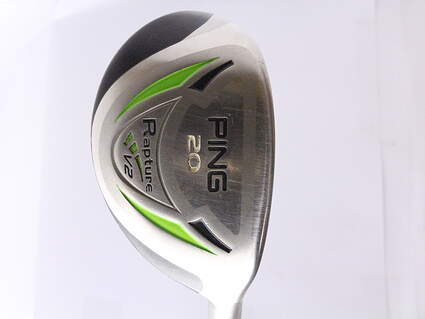 Ping Rapture V2 Hybrid 3 Hybrid 20* Ping TFC 939H Graphite Regular Right Handed 39.5 in