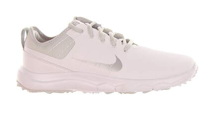 New Womens Golf Shoe Nike FI Impact 2 Wide 7.5 White MSRP $140