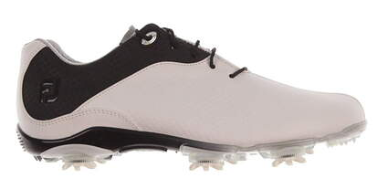 New Womens Golf Shoe Footjoy DNA Wide 7.5 White/Black MSRP $160