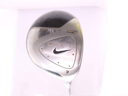Nike NDS Fairway Wood 3 Wood 3W Stock Graphite Shaft Graphite Stiff Right Handed 43.25 in
