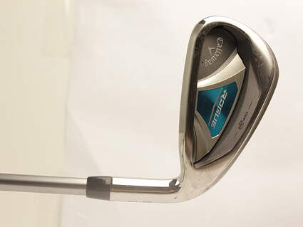 Callaway Rogue Single Iron 7 Iron Aldila Quaranta Blue 40 Graphite Ladies Right Handed 36.25 in