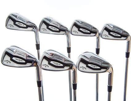 Callaway Apex Pro 16 Iron Set 2nd Swing Golf