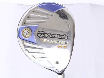 TaylorMade 2007 Burner Steel Fairway 5W 5 Wood Graphite Ladies 41.5 in
