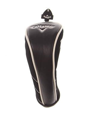 Callaway X Series N415 Hybrid Headcover White/Black