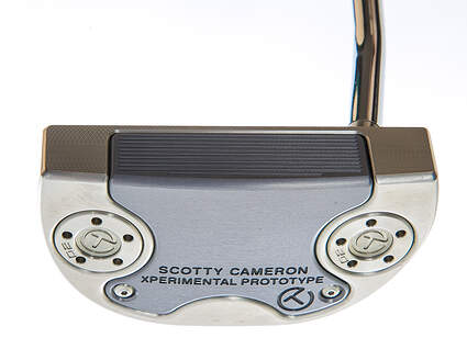 Tour Issue Titleist Scotty Cameron Xperimental Prototype Circle T Putter Right Handed 34.50 in With COA