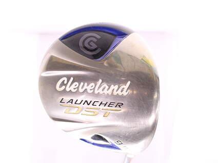 Cleveland Launcher DST Driver 9* Miyazaki Kusala Black 72 Graphite Stiff Right Handed 46 in