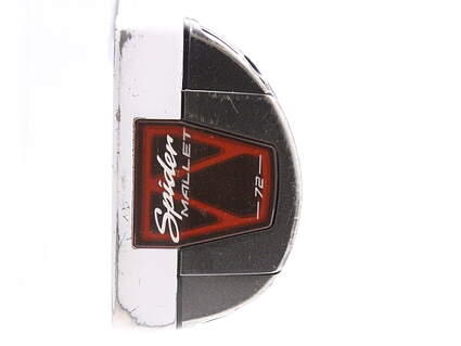 TaylorMade Spider Mallet Putter Steel Right Handed 38 in