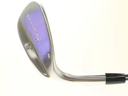 Mint Miura Wedge Series Wedge Chrome No Paint Lob LW 59* FST KBS Tour 120 Steel Stiff Left Handed 35 in