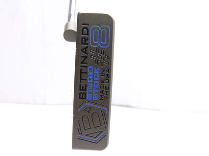 Mint Bettinardi Studio Stock 8 Putter Steel Right Handed 36 in