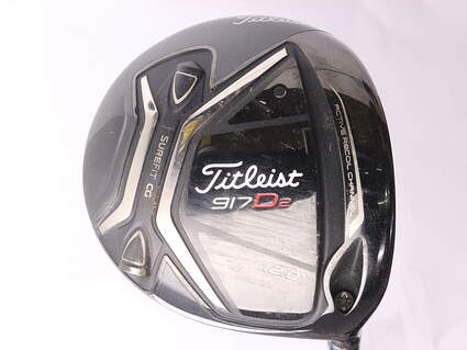 Titleist 917 D2 Driver 12° Mitsubishi Diamana M+ Red 50 Graphite Regular Right Handed 45.5in
