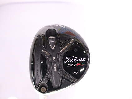 Titleist 917 F2 Fairway Wood 5 Wood 5W 18* Diamana M+ 60 Limited Edition Graphite Senior Left Handed 42.5 in