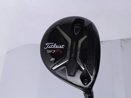 Titleist 917 F2 Fairway Wood 7 Wood 7W 21* Diamana M+ 50 Limited Edition Graphite Ladies Right Handed 41.5 in