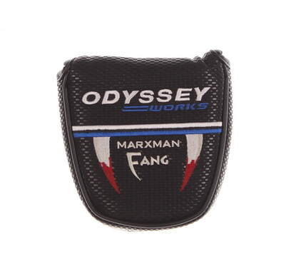 Odyssey Works MARXMAN Fang Special Edition Putter Headcover Black/Blue