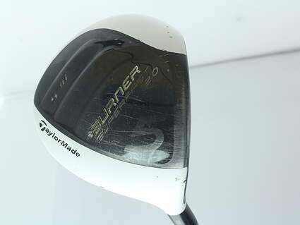 TaylorMade Burner Superfast 2.0 Fairway Wood 5 Wood 5W 18* Graphite Ladies Right Handed 42.75 in