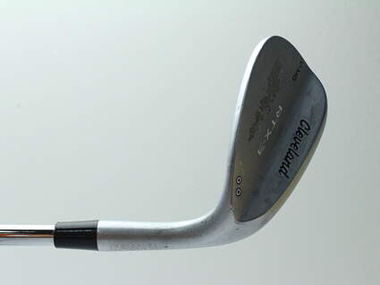Cleveland RTX-3 Tour Satin Wedge Lob LW 58* 9 Deg Bounce Nippon NS Pro Modus 3 105 Wdg Steel Wedge Flex Right Handed 34.75 in