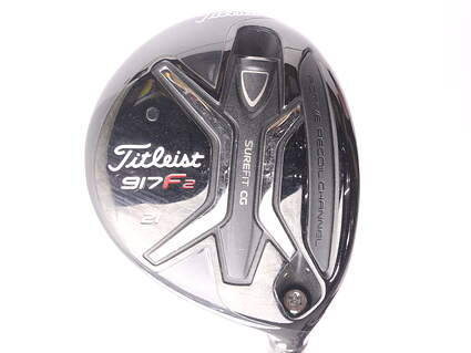 Titleist 917 F2 Fairway Wood 7 Wood 7W 21* Diamana M+ 60 Limited Edition Graphite Senior Right Handed 42 in
