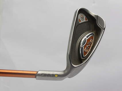 Ping G10 Single Iron 5 Iron Ping TFC 129I Graphite Regular Right Handed Yellow Dot 38 in