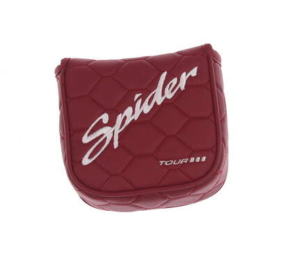 TaylorMade Spider Tour Red Putter Headcover