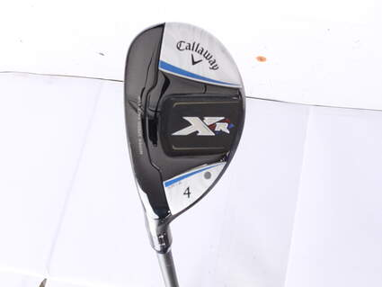 Callaway XR OS Hybrid 4 Hybrid Mitsubishi Rayon Bassara 50 Graphite Ladies Left Handed 38.5 in