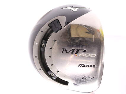Mizuno MP-600 Driver 9.5* Fujikura E360 Stiff Right Handed 45.5 in
