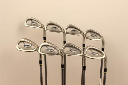 Cobra CXI SF Iron Set 5-PW GW SW Stock Graphite Shaft Graphite Senior Right Handed 38 in