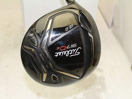 Titleist 917 D2 Driver 12* Diamana M+ 50 Limited Edition Graphite Senior Left Handed 45 in