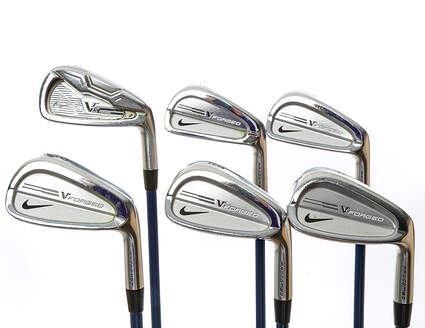 Nike VR Forged Pro Combo Iron Set 5-PW Project X 5.5 Graphite Graphite Regular Right Handed 38 in
