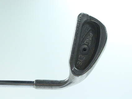 Ping Eye 2 Single Iron 4 Iron Stock Steel Shaft Steel Stiff Right Handed 38.5 in