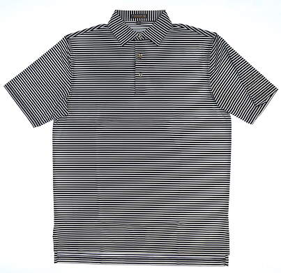 New W/ Logo Mens Peter Millar Golf Polo X-Small XS Multi MSRP $85 MC0EK02S