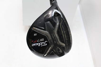 Titleist 917 F2 Fairway Wood 3 Wood 3W 15° Diamana M+ 60 Limited Edition Graphite Regular Left Handed 43.0in