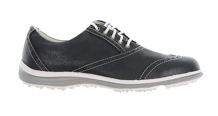 New Womens Golf Shoe Footjoy LoPro Casual 8.5 Black MSRP $120