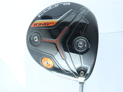Cobra King F7 Driver 9.5* Fujikura Pro 60 Graphite Regular Right Handed 45.5 in