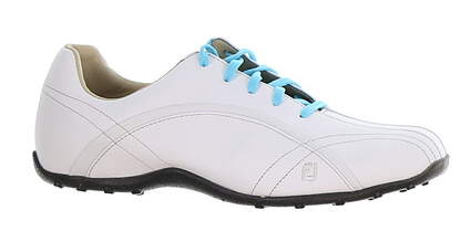 New Womens Golf Shoe Footjoy Casual Collection 8 White MSRP $120