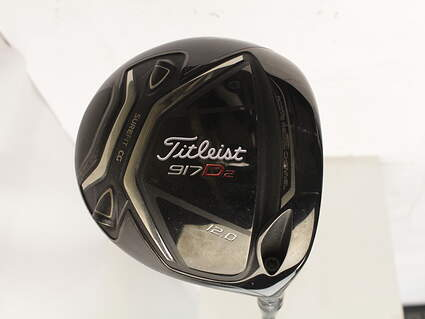 Titleist 917 D2 Driver 12* Diamana S+ 60 Limited Edition Graphite Regular Right Handed 45 in