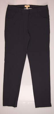 New Womens Sport Haley Golf Pants Size 12 Gray MSRP $90 WC024020