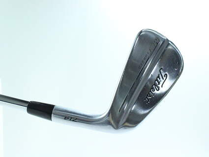 Titleist 714 MB Single Iron 6 Iron True Temper Dynamic Gold S300 Steel Stiff Right Handed 37.5 in