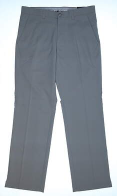 New Mens Callaway Golf Pants 32x32 Griffin Gray MSRP $75 BEFB0041