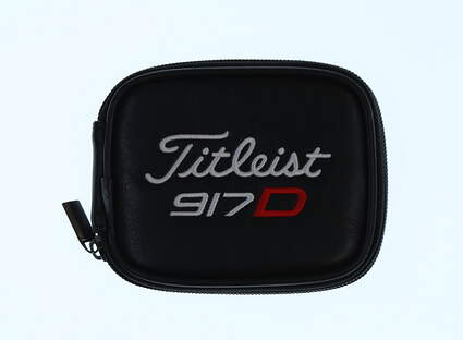 Titleist 917 Full Driver Weight Kit Including Leather Case