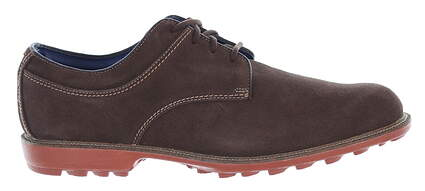 New Mens Golf Shoe Footjoy Country Club Casuals Medium 12 Brown MSRP $160