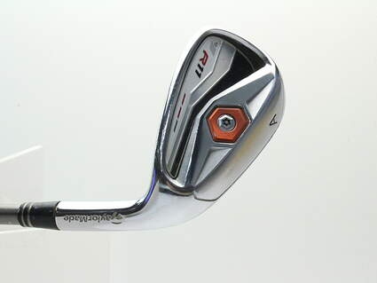 TaylorMade R11 Wedge Gap GW Aerotech SteelFiber i80 Graphite Regular Right Handed 36 in