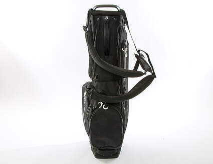 New TaylorMade Flextech Black Stand Bag 5 Way Top