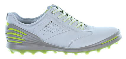 New Mens Golf Shoe Ecco Cage Pro EU 43 (9-9.5) Concrete MSRP $210