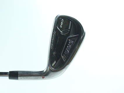 Adams Idea Pro Black CB2 Single Iron 4 Iron Stock Steel Shaft Steel Stiff Right Handed 39 in