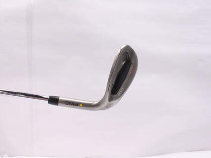 Ping Tour Gorge Wedge Lob LW 58* Standard Sole FST KBS Tour-V 120 Steel X-Stiff Right Handed 35.75 in
