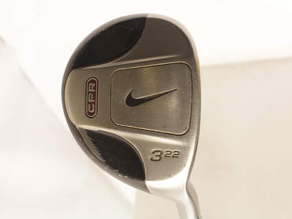 Nike CPR Ironwood Hybrid 3 Hybrid 22* Stock Graphite Shaft Graphite Ladies Right Handed 38 in