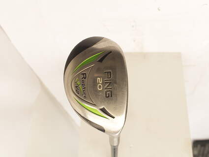 Ping Rapture V2 Hybrid 3 Hybrid Ping TFC 939H Graphite Regular 39.75 in